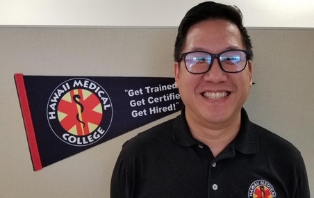 Hawaii Medical College Travis Ho Admissions